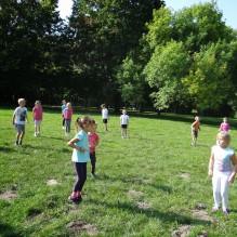 Mistrzostwa szkoły w biegach przełajowych