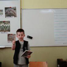 Konkurs recytatorski dla klas I – III