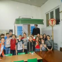 Wycieczka do Muzeum MPK w Łodzi