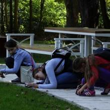 Warsztaty fotograficzne w Parku Mickiewicza