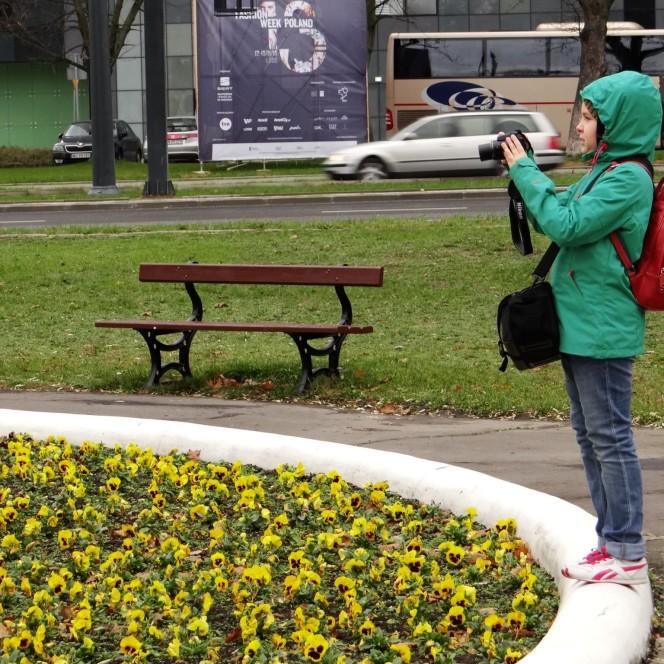 Warsztaty fotograficzne w Parku Poniatowskiego