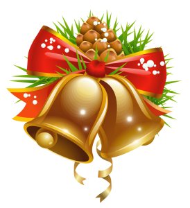 Christmas_Bells_with_Bow_PNG_Picture