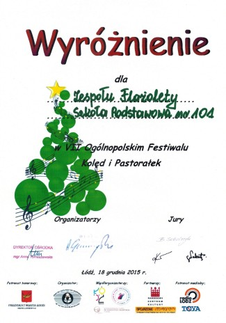 Festiwal Kolęd i Pastorałek