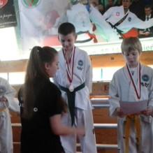 Międzywojewódzkie Mistrzostwa Taekwondo