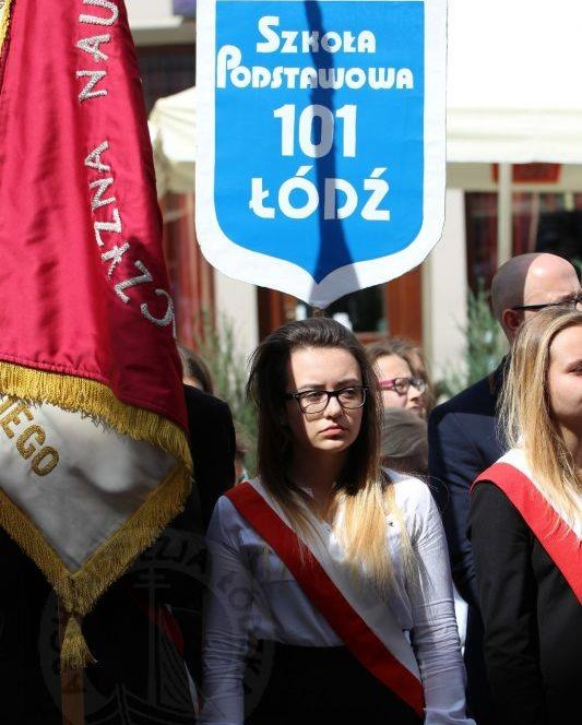 Wędrówka Łódzkim Szlakiem Papieskim 2016