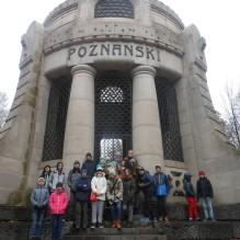 Wycieczka na Cmentarz Żydowski