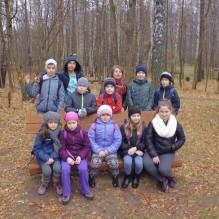 Zawody na orientację w Lesie Łagiewnickim