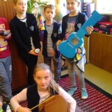 Wystawa instrumentów muzycznych
