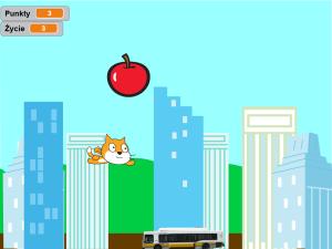 Konkurs na najlepszą grę w Scratchu
