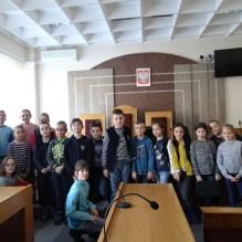 Wizyta w Sądzie Rejonowym w Łodzi