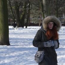 Fotospacer w Parku Źródliska II
