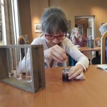 Wizyta III b w Muzeum Farmacji