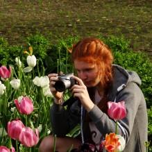 Fotospacer w Parku Staromiejskim