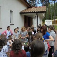 Zielona Szkoła na Mazury
