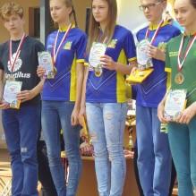 XXXVI Mistrzostwa Szkół w Biegach na Orientację