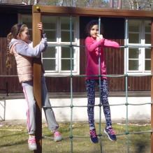 Zawody w Lesie Łagiewnickim
