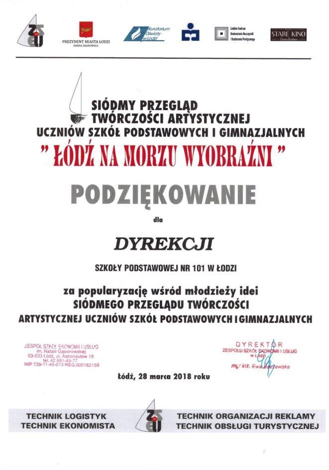 """""""Łódź na morzu wyobraźni"""""""