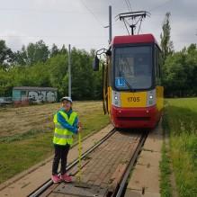 Wycieczka do zajezdni tramwajowej