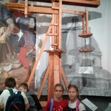 Wystawa Leonardo da Vinci – Energia Umysłu