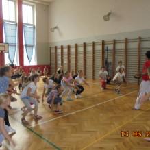 Pokaz capoeiry