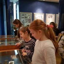 Zajęcia w Muzeum Tradycji Niepodległościowych