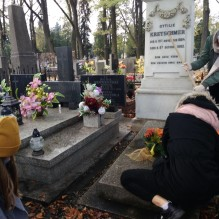 Ratujemy zabytki Starego Cmentarza w Łodzi