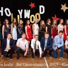 Bal Ósmoklasistów