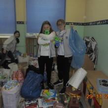 Zbiórka zabawek dla dzieci ze szpitala dziecięcego